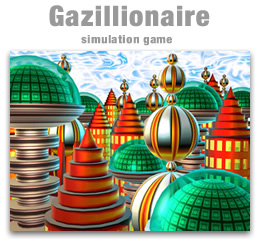 Gazillionaire Business Sims