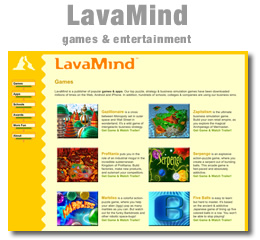 LavaMind Games Entertainment