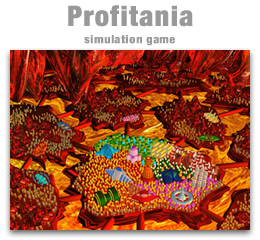 Profitania Strategy Game