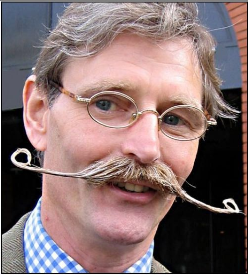 Mustache Man Training | Just another WordPress site